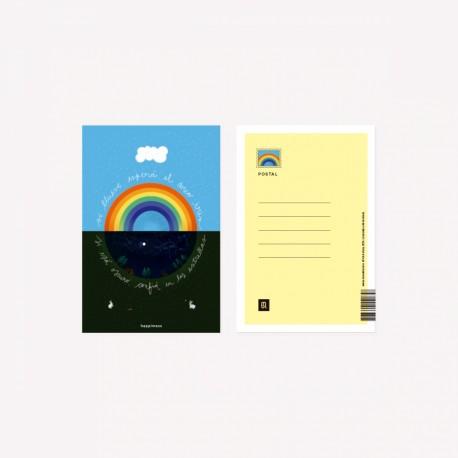 Tarjeta/Postal con Diseños de Autor