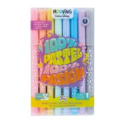 Marcadores Color Pastel x8
