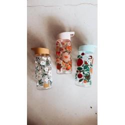 Botella Plastica con Pico Diseños Varios