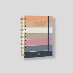 Agenda 2022 Día x Día Neo Amazing