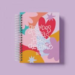 Agenda 2022 Día x Día Happy Grandes Cosas
