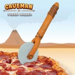 Cortador de Pizza Cavernícola