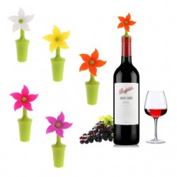 Tapa Botellas Flor
