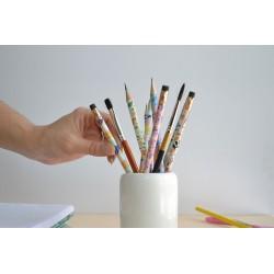 Lapiz con Diseños de Autor Precio por Unidad