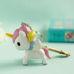 Llavero Unicornio. pin.
