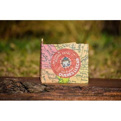 Billetera de Papel Tyvek con Diseños de Autor Almandina