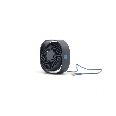 Ventilador de Escritorio Mini Turbo