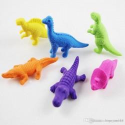 Goma de Borrar Camiones/Dinosaurios