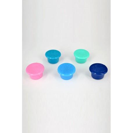 Tapa Botellas Lisos de PVC para Botella Ancha tipo Tomate