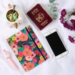 Cuaderno de Viaje. Pin.