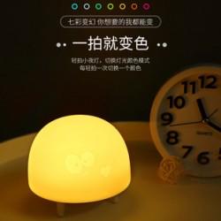 Luz/Lampara de Silicona con Patitas a Bateria