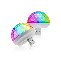 Mini Esfera/Bola Boliche con Luz para Celular