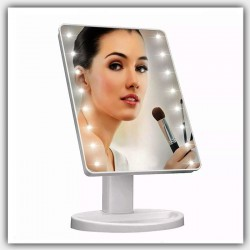 Espejo de Tocador con 16 Luces Led