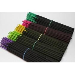 Sahumerios Artesanales de Carbón Doble Empaste Aromas Varios (precio x unidad)