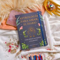 Libro Astrología para Amar, el Diario