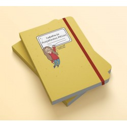Cuaderno A5 Cosido Diseños Varios