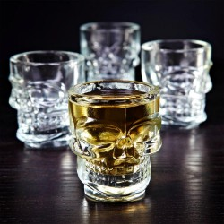 Vaso Shot Skull pack x 6
