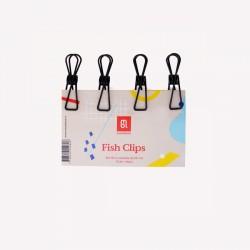 Clips Fish Grandes x 4