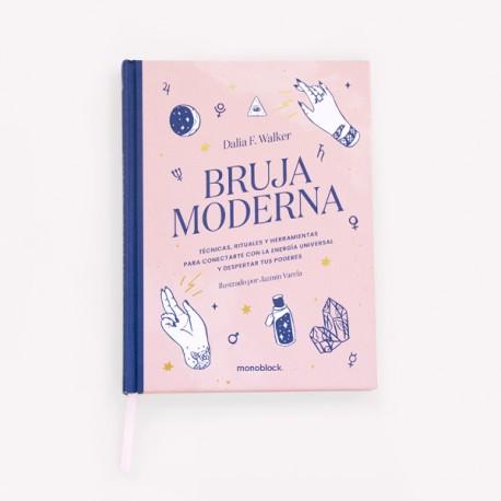 Libro Bruja Moderna
