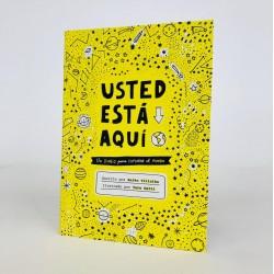 Libro Usted Está Aquí