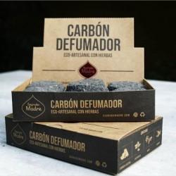 Catbón Defumador Eco Artesanal con Hierbas (precio por unidad)