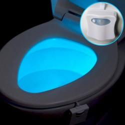 Luz Automática Led para Baño