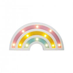 Luz/Lampara Decorativa Arco Iris