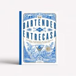 Libro Bartender de Entrecasa