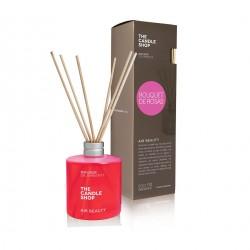Difusor de Aroma con Varillas de Bambu en Envase de Pet x 200 cc The Candle Shop