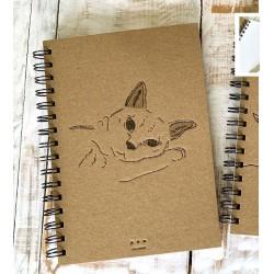 Cuaderno Letterpress Solenart A5