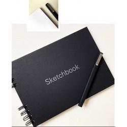 Cuaderno Letterpress Sketchbook A5