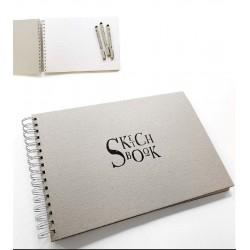 Cuaderno Letterpress Sketchbook A4
