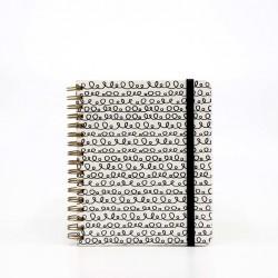 Cuaderno Chico Diseños Varios