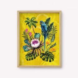 Lámina Wall Art Monoblock con Diseños de Autor 13 x 18 cm