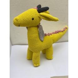 Dragona Amigurumi