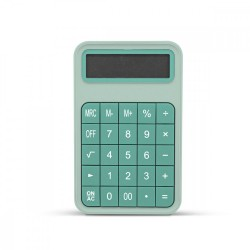 Calculadora Dora con Botones Intercambiables Verde.