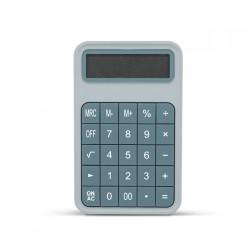 Calculadora Dora con Botones Intercambiables Celeste.