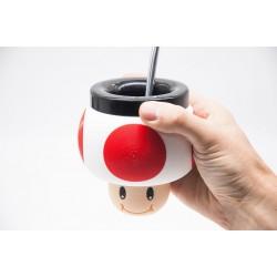 Mate Honguito Super Mario