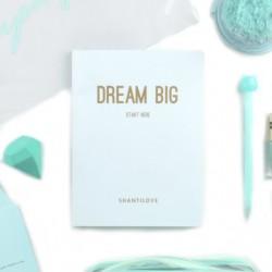 Diario Dream Big.
