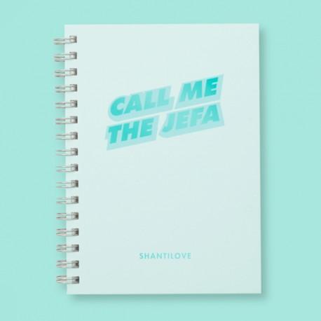 Cuaderno A5 Tapa Dura, Anillado, Hoja Lisa Y Rayada.