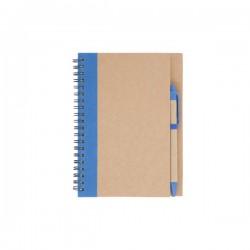 Cuaderno/Libreta Ecológica con Lapicera
