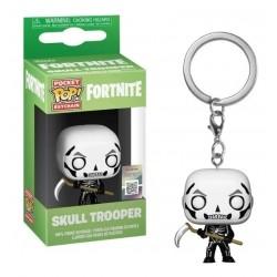 Llavero Fortnite Skull Trooper
