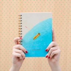 Cuaderno Paprika Diseños Varios