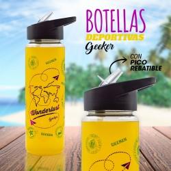 Botella Deportiva con Pico