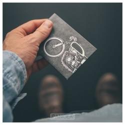 Billetera de Papel Tyvek Diseños Varios
