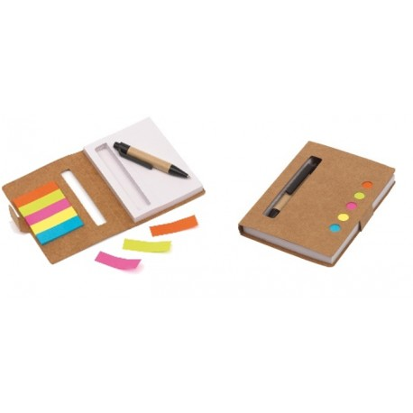 Sticky Memo Mini Notebook