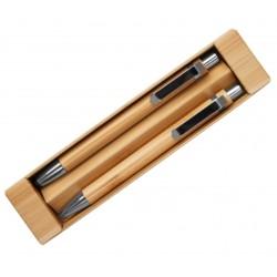 Set de Lapicera y Lapiz Bamboo Touch