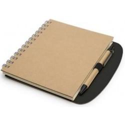 Cuaderno Ecológico Carton y Negro