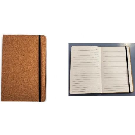 Cuaderno Corcho A5 50 hojas