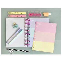 Cuaderno Booki A5 Funcional